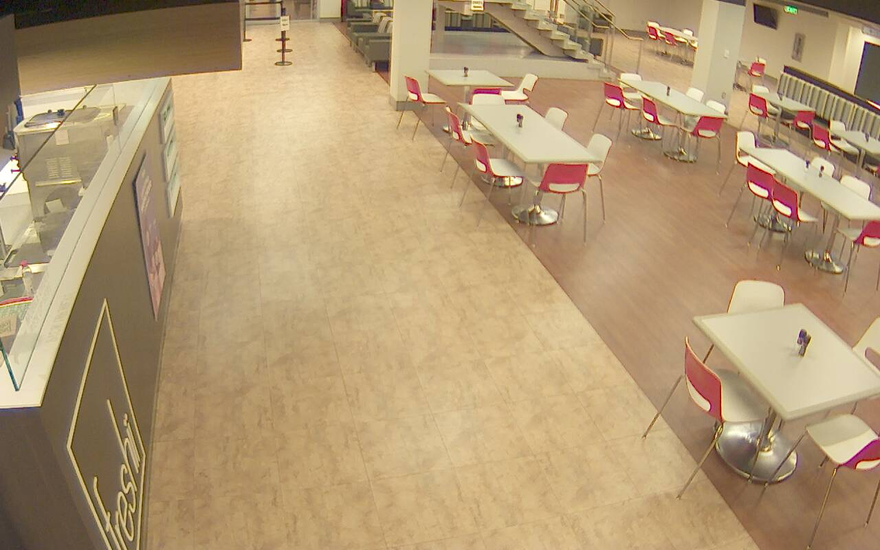 Freshii webcam image