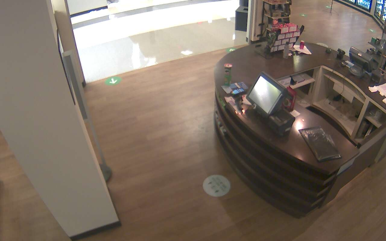 POD at Lamar webcam image