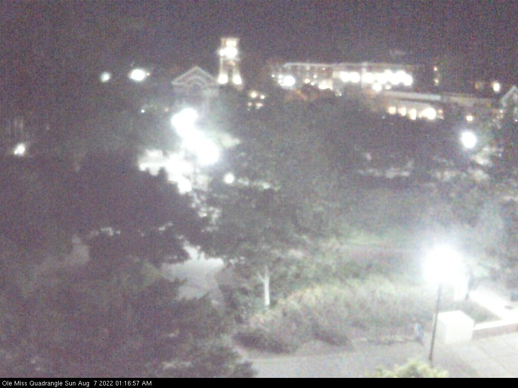 Quadrangle webcam image