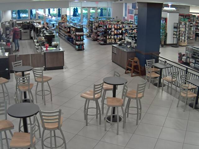 Union Café webcam image